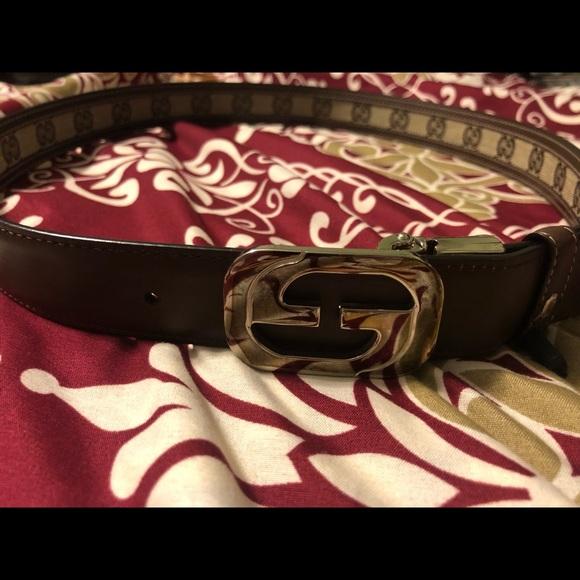 1acd7f7a2c8c Gucci Accessories | Reversible Belt Sz 35 | Poshmark